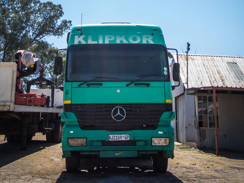 Klipkor Building Material